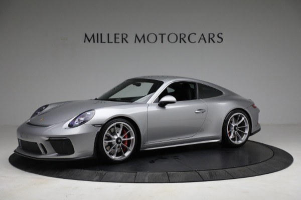 Used 2018 Porsche 911 GT3 Touring for sale Sold at Alfa Romeo of Greenwich in Greenwich CT 06830 2