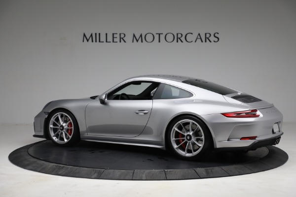 Used 2018 Porsche 911 GT3 Touring for sale Sold at Alfa Romeo of Greenwich in Greenwich CT 06830 4