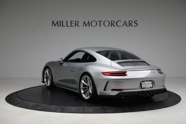 Used 2018 Porsche 911 GT3 Touring for sale Sold at Alfa Romeo of Greenwich in Greenwich CT 06830 5