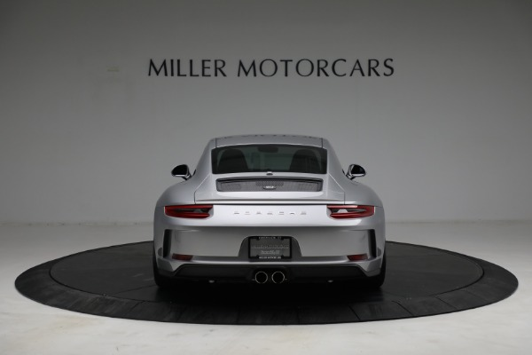 Used 2018 Porsche 911 GT3 Touring for sale Sold at Alfa Romeo of Greenwich in Greenwich CT 06830 6