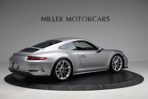 Used 2018 Porsche 911 GT3 Touring for sale Sold at Alfa Romeo of Greenwich in Greenwich CT 06830 8