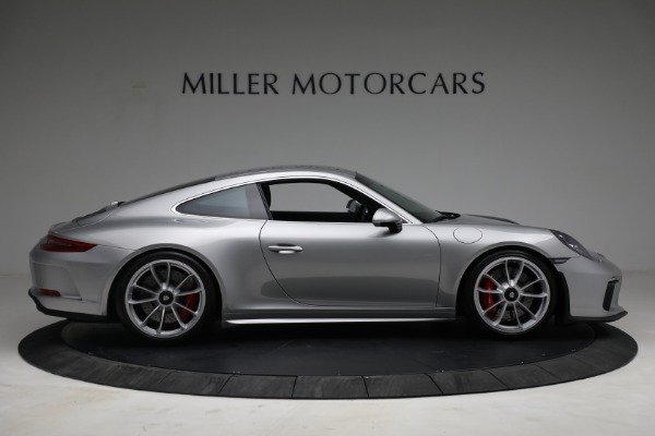 Used 2018 Porsche 911 GT3 Touring for sale Sold at Alfa Romeo of Greenwich in Greenwich CT 06830 9