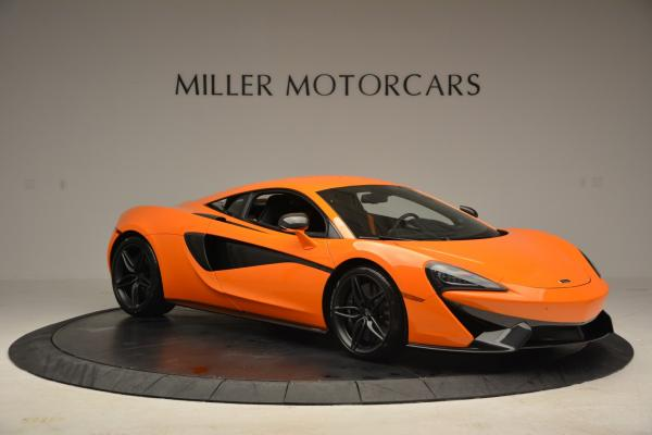 Used 2016 McLaren 570S for sale Sold at Alfa Romeo of Greenwich in Greenwich CT 06830 10
