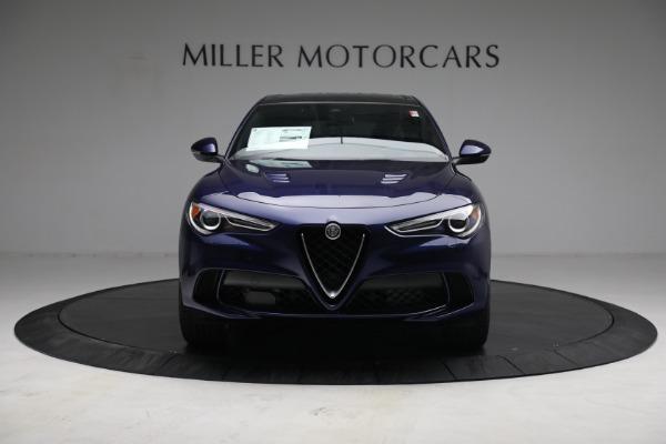 New 2021 Alfa Romeo Stelvio Quadrifoglio for sale $88,550 at Alfa Romeo of Greenwich in Greenwich CT 06830 12