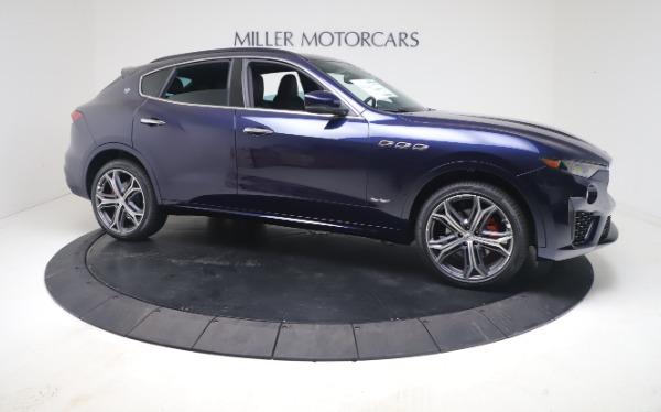 New 2021 Maserati Levante GranSport for sale Call for price at Alfa Romeo of Greenwich in Greenwich CT 06830 10