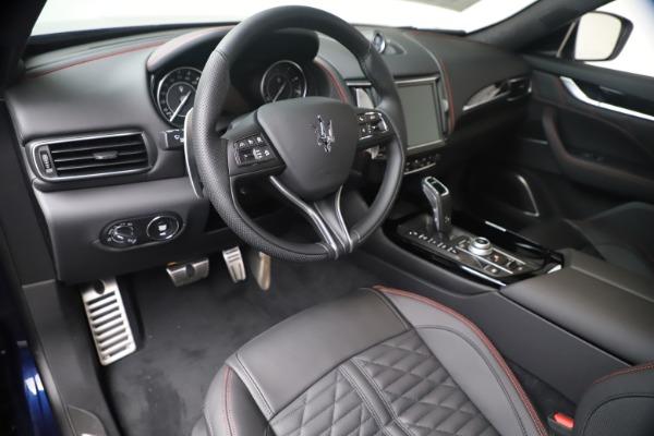 New 2021 Maserati Levante GranSport for sale Call for price at Alfa Romeo of Greenwich in Greenwich CT 06830 13