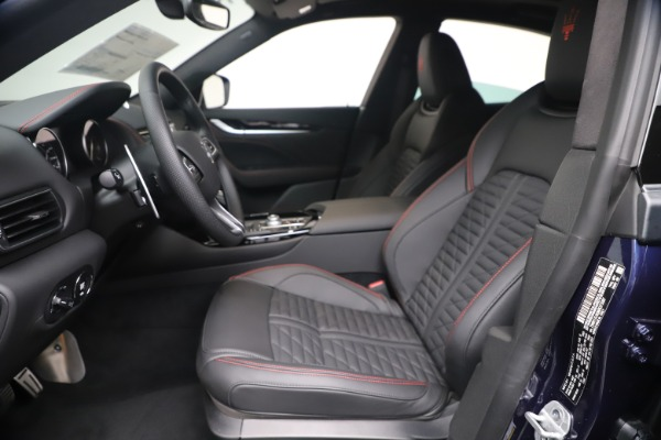 New 2021 Maserati Levante GranSport for sale Call for price at Alfa Romeo of Greenwich in Greenwich CT 06830 14