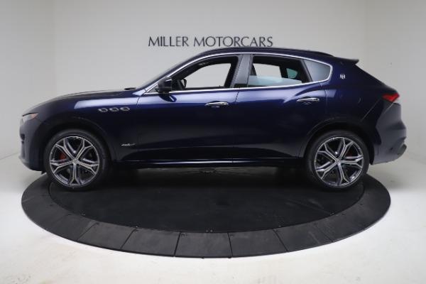 New 2021 Maserati Levante GranSport for sale Call for price at Alfa Romeo of Greenwich in Greenwich CT 06830 3