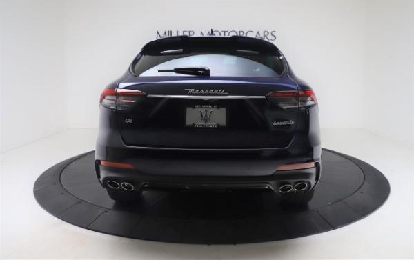 New 2021 Maserati Levante GranSport for sale Call for price at Alfa Romeo of Greenwich in Greenwich CT 06830 6