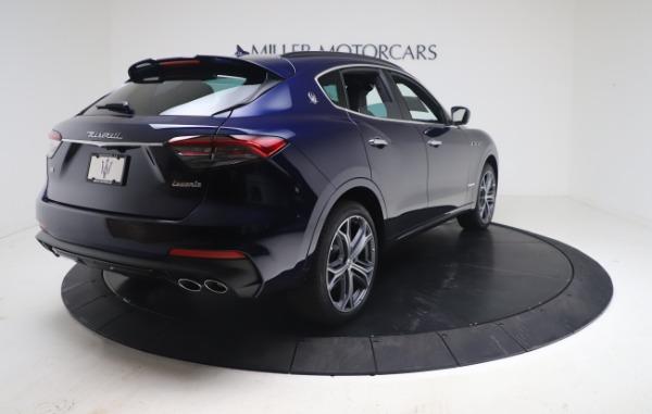 New 2021 Maserati Levante GranSport for sale Call for price at Alfa Romeo of Greenwich in Greenwich CT 06830 7