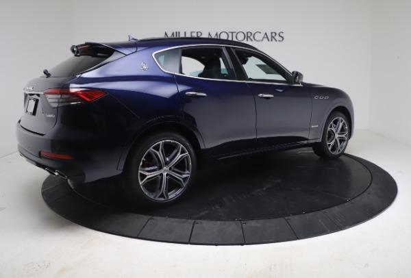 New 2021 Maserati Levante GranSport for sale Call for price at Alfa Romeo of Greenwich in Greenwich CT 06830 8