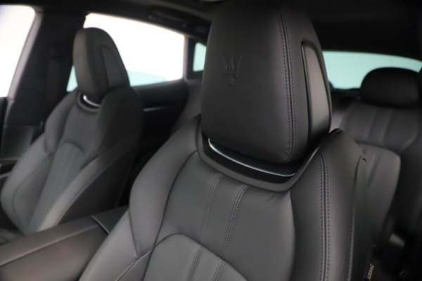 New 2021 Maserati Levante GranSport for sale Sold at Alfa Romeo of Greenwich in Greenwich CT 06830 18