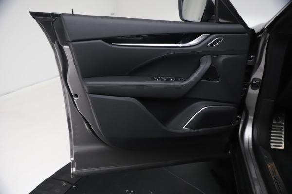 New 2021 Maserati Levante GranSport for sale Sold at Alfa Romeo of Greenwich in Greenwich CT 06830 19