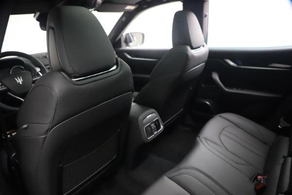 New 2021 Maserati Levante GranSport for sale Sold at Alfa Romeo of Greenwich in Greenwich CT 06830 20