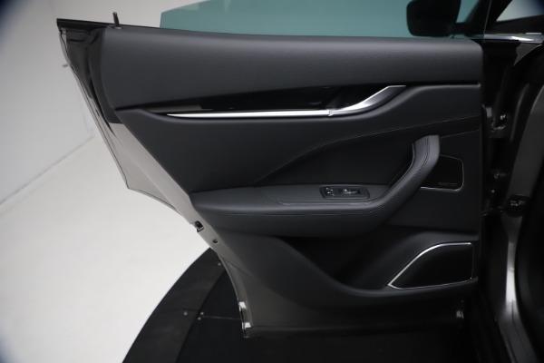 New 2021 Maserati Levante GranSport for sale Sold at Alfa Romeo of Greenwich in Greenwich CT 06830 23