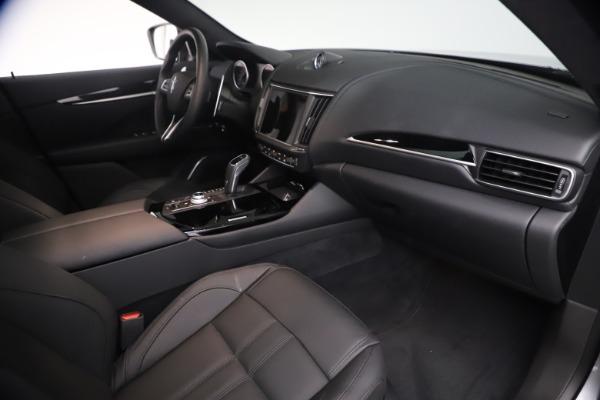 New 2021 Maserati Levante GranSport for sale Sold at Alfa Romeo of Greenwich in Greenwich CT 06830 24
