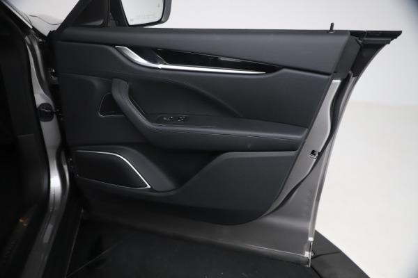 New 2021 Maserati Levante GranSport for sale Sold at Alfa Romeo of Greenwich in Greenwich CT 06830 26
