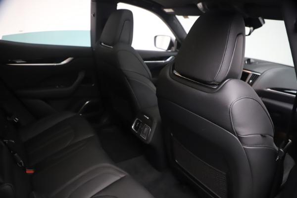 New 2021 Maserati Levante GranSport for sale Sold at Alfa Romeo of Greenwich in Greenwich CT 06830 27