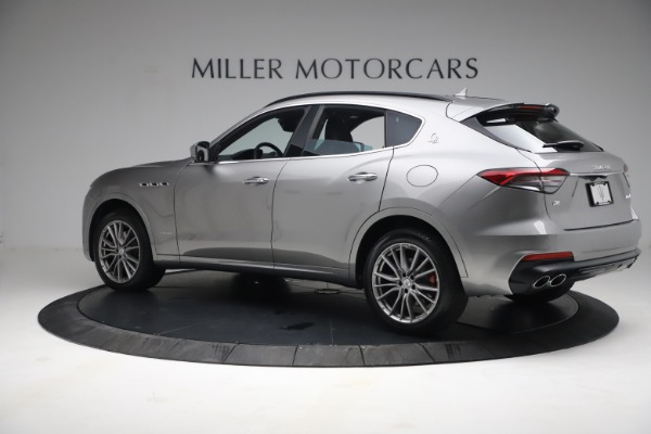 New 2021 Maserati Levante GranSport for sale Sold at Alfa Romeo of Greenwich in Greenwich CT 06830 5