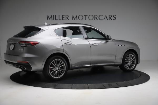 New 2021 Maserati Levante GranSport for sale Sold at Alfa Romeo of Greenwich in Greenwich CT 06830 9
