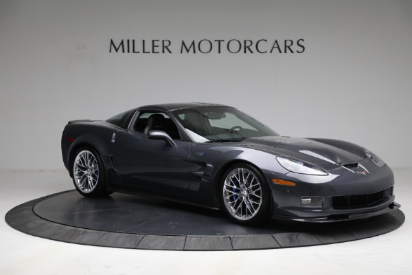 Used 2010 Chevrolet Corvette ZR1 for sale Call for price at Alfa Romeo of Greenwich in Greenwich CT 06830 10
