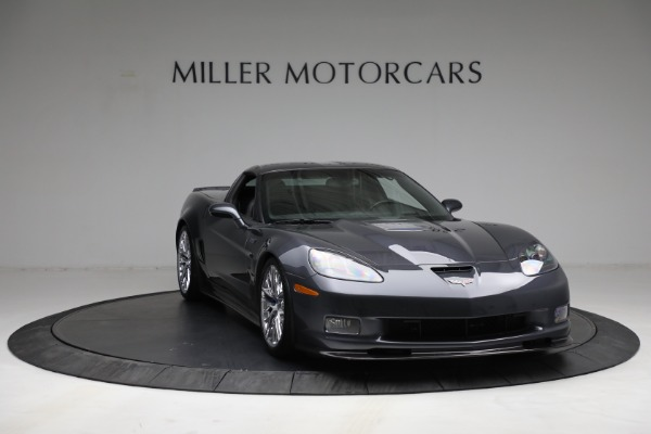 Used 2010 Chevrolet Corvette ZR1 for sale Call for price at Alfa Romeo of Greenwich in Greenwich CT 06830 11