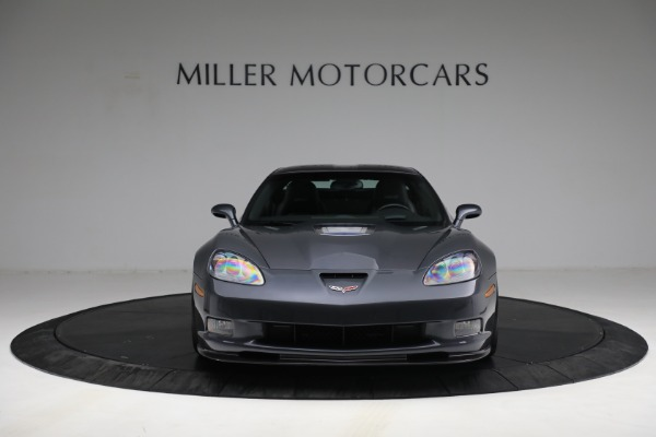 Used 2010 Chevrolet Corvette ZR1 for sale Call for price at Alfa Romeo of Greenwich in Greenwich CT 06830 12