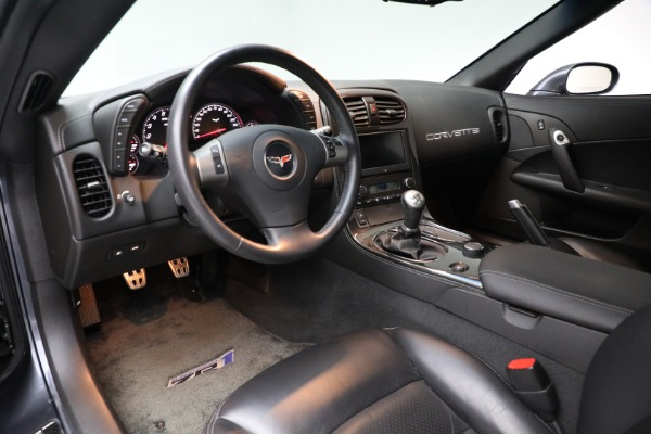 Used 2010 Chevrolet Corvette ZR1 for sale Call for price at Alfa Romeo of Greenwich in Greenwich CT 06830 13
