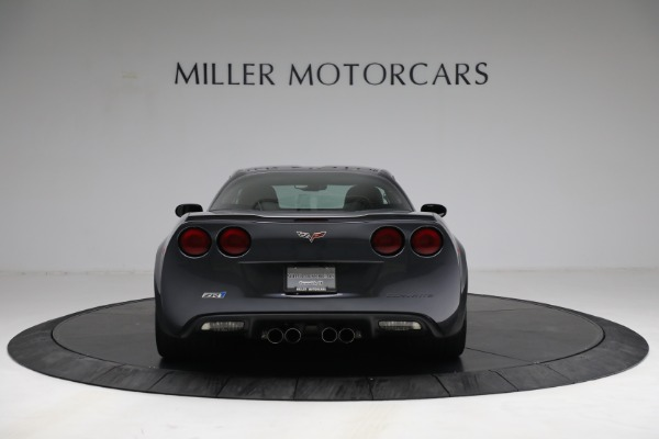 Used 2010 Chevrolet Corvette ZR1 for sale Call for price at Alfa Romeo of Greenwich in Greenwich CT 06830 6