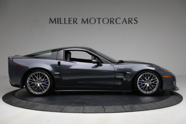 Used 2010 Chevrolet Corvette ZR1 for sale Call for price at Alfa Romeo of Greenwich in Greenwich CT 06830 9