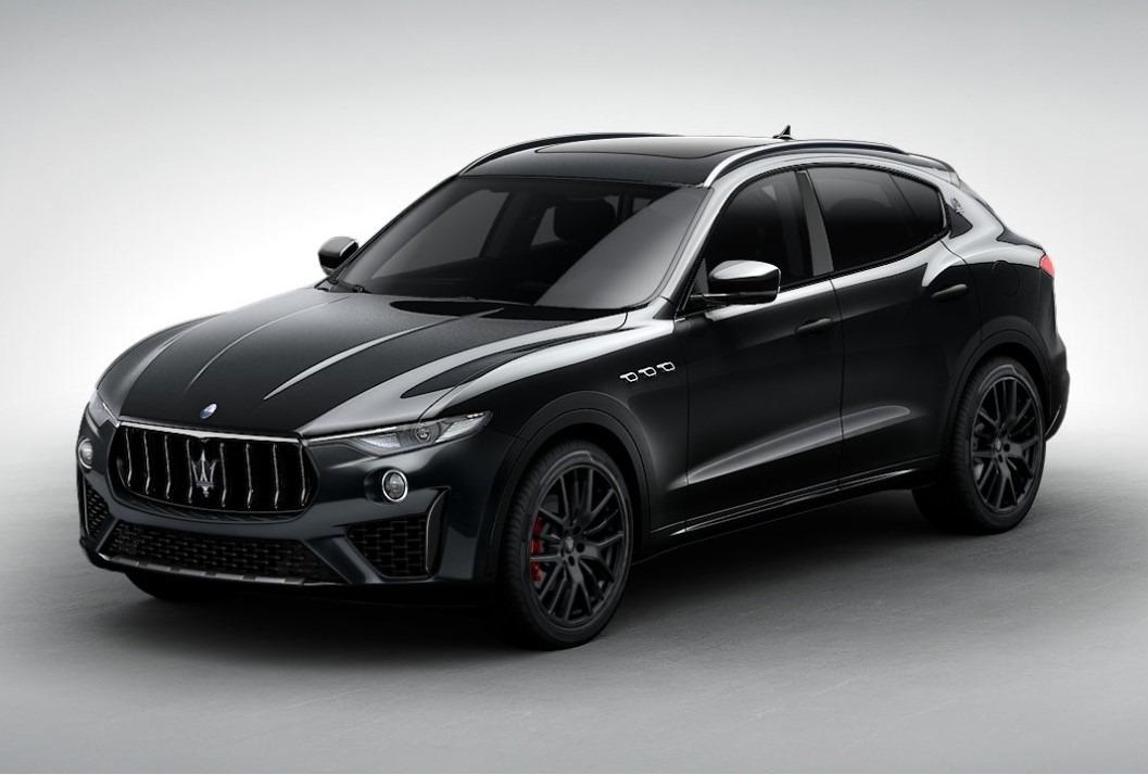 New 2021 Maserati Levante for sale Sold at Alfa Romeo of Greenwich in Greenwich CT 06830 1