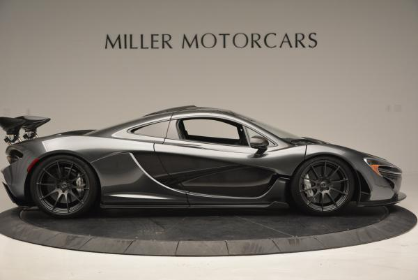 Used 2014 McLaren P1 Coupe for sale Call for price at Alfa Romeo of Greenwich in Greenwich CT 06830 12
