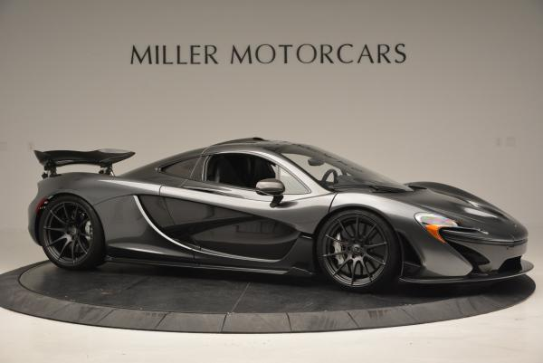 Used 2014 McLaren P1 Coupe for sale Call for price at Alfa Romeo of Greenwich in Greenwich CT 06830 13