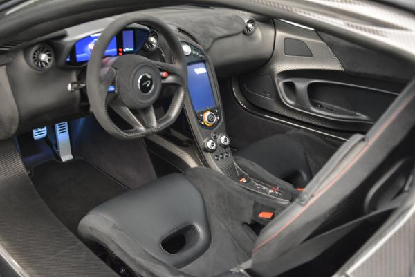 Used 2014 McLaren P1 for sale Call for price at Alfa Romeo of Greenwich in Greenwich CT 06830 16
