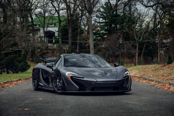 Used 2014 McLaren P1 Coupe for sale Call for price at Alfa Romeo of Greenwich in Greenwich CT 06830 20