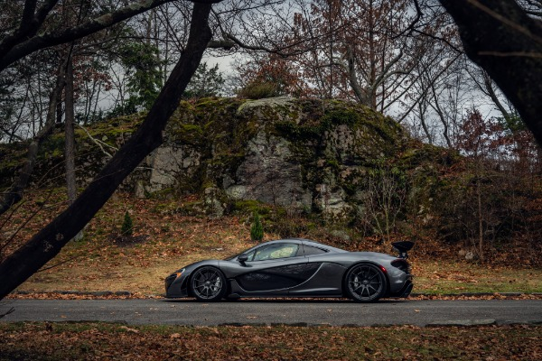 Used 2014 McLaren P1 Coupe for sale Call for price at Alfa Romeo of Greenwich in Greenwich CT 06830 21