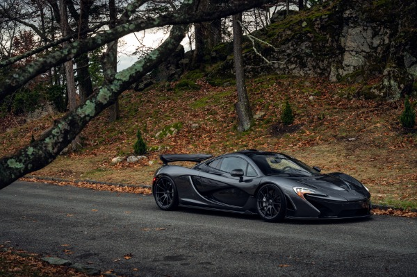 Used 2014 McLaren P1 Coupe for sale Call for price at Alfa Romeo of Greenwich in Greenwich CT 06830 22