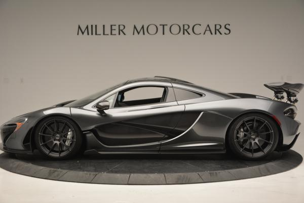 Used 2014 McLaren P1 Coupe for sale Call for price at Alfa Romeo of Greenwich in Greenwich CT 06830 3