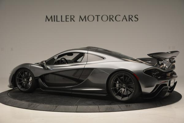 Used 2014 McLaren P1 Coupe for sale Call for price at Alfa Romeo of Greenwich in Greenwich CT 06830 4