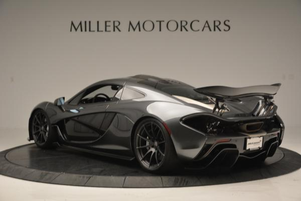 Used 2014 McLaren P1 Coupe for sale Call for price at Alfa Romeo of Greenwich in Greenwich CT 06830 5