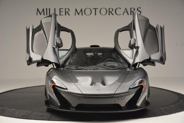 Used 2014 McLaren P1 Coupe for sale Call for price at Alfa Romeo of Greenwich in Greenwich CT 06830 6