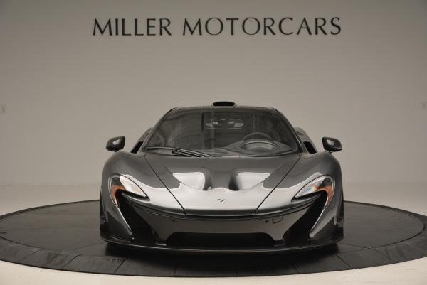 Used 2014 McLaren P1 Coupe for sale Call for price at Alfa Romeo of Greenwich in Greenwich CT 06830 7