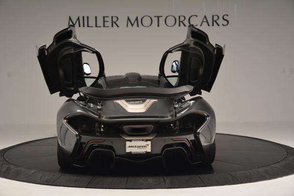 Used 2014 McLaren P1 Coupe for sale Call for price at Alfa Romeo of Greenwich in Greenwich CT 06830 8