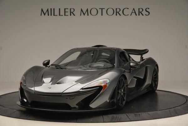 Used 2014 McLaren P1 Coupe for sale Call for price at Alfa Romeo of Greenwich in Greenwich CT 06830 1