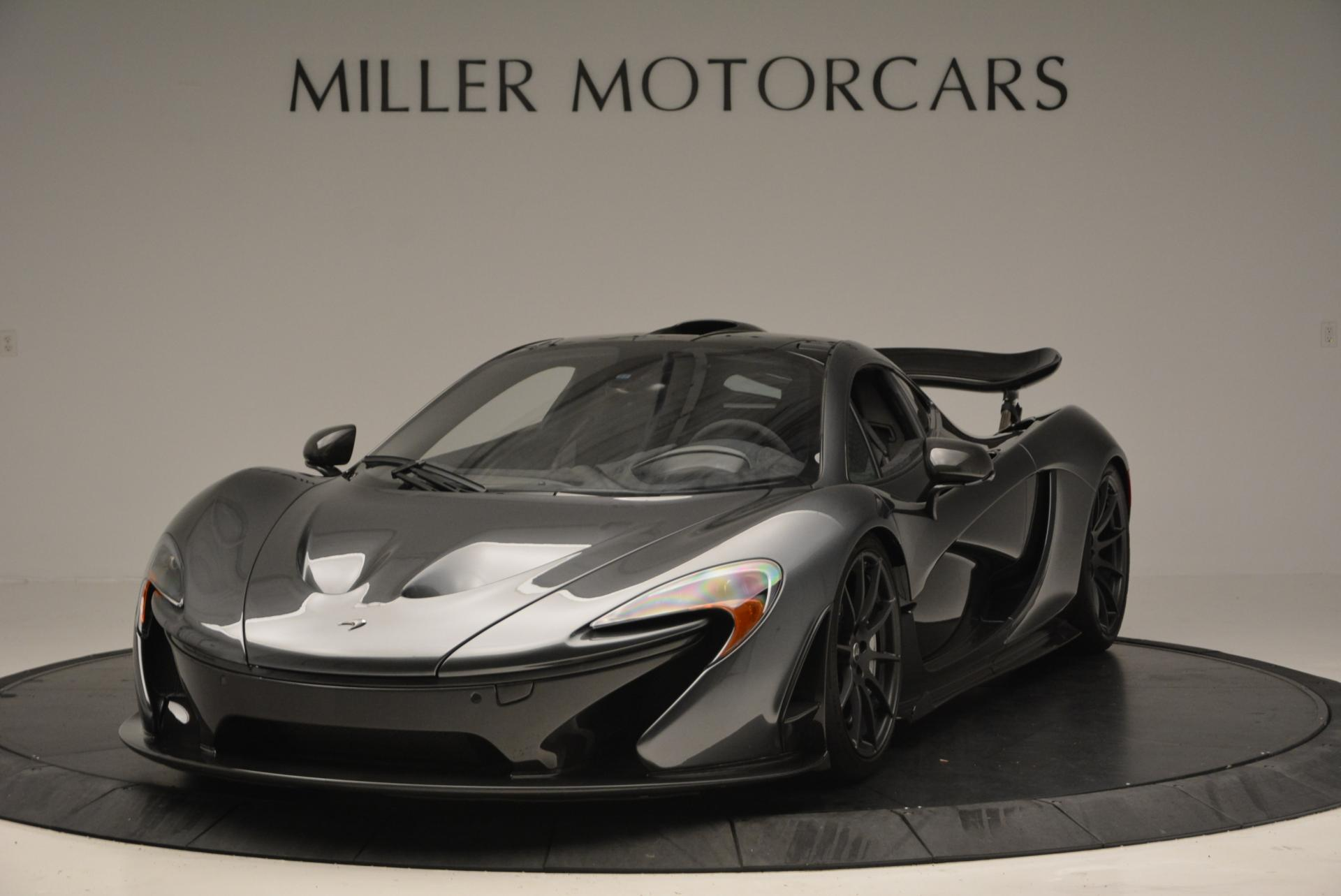 Used 2014 McLaren P1 for sale Call for price at Alfa Romeo of Greenwich in Greenwich CT 06830 1
