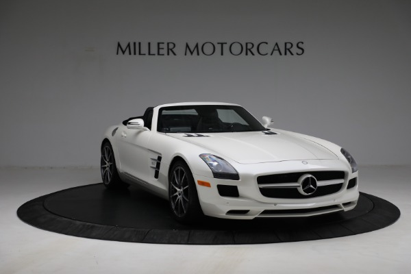 Used 2012 Mercedes-Benz SLS AMG for sale $159,900 at Alfa Romeo of Greenwich in Greenwich CT 06830 10