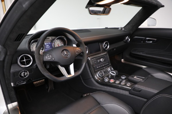 Used 2012 Mercedes-Benz SLS AMG for sale $159,900 at Alfa Romeo of Greenwich in Greenwich CT 06830 15