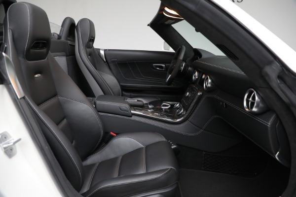 Used 2012 Mercedes-Benz SLS AMG for sale $159,900 at Alfa Romeo of Greenwich in Greenwich CT 06830 19