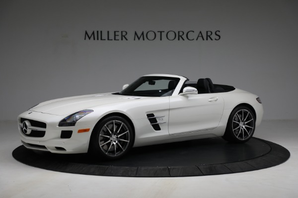 Used 2012 Mercedes-Benz SLS AMG for sale $159,900 at Alfa Romeo of Greenwich in Greenwich CT 06830 2