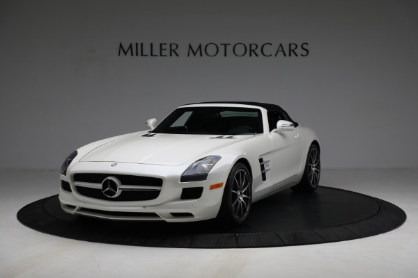 Used 2012 Mercedes-Benz SLS AMG for sale $159,900 at Alfa Romeo of Greenwich in Greenwich CT 06830 3